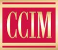 Proud CCIM Member